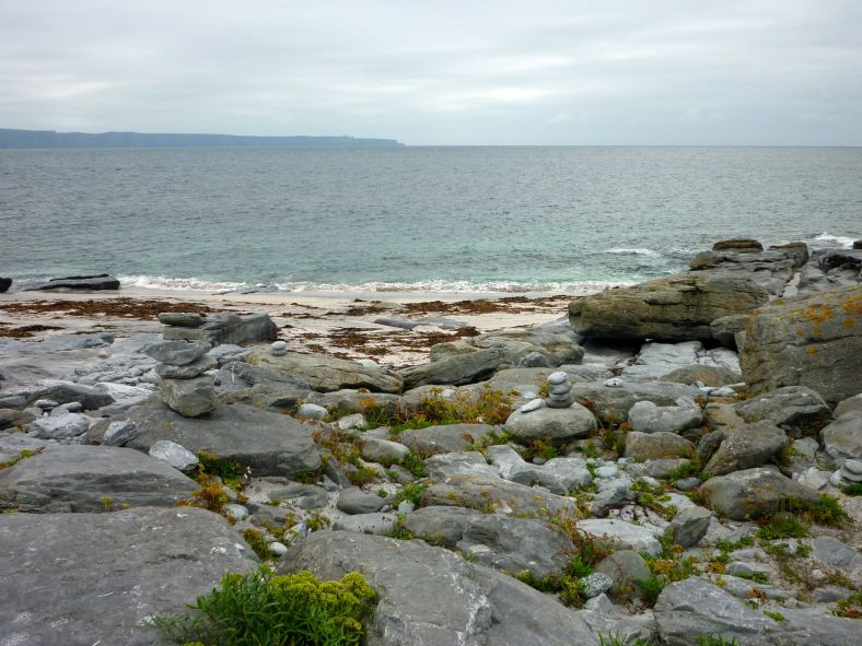 Inishoir beach